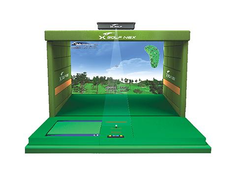 迈进模拟打击器X-golf NEX