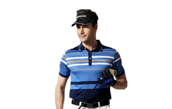 Dunlop Dunlop POLO衫高尔夫运动短袖上衣