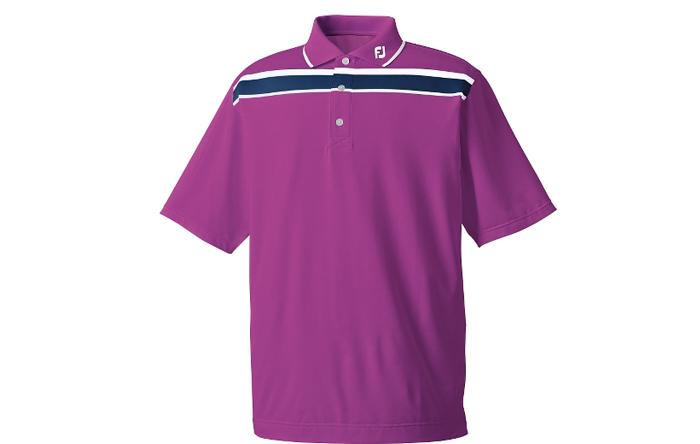 查尔斯顿系列高尔夫短袖POLO衫20283