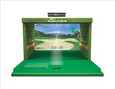 迈进模拟打击器X-golf EYE